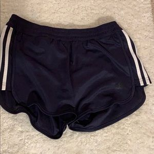 Adidas dark blue shorts